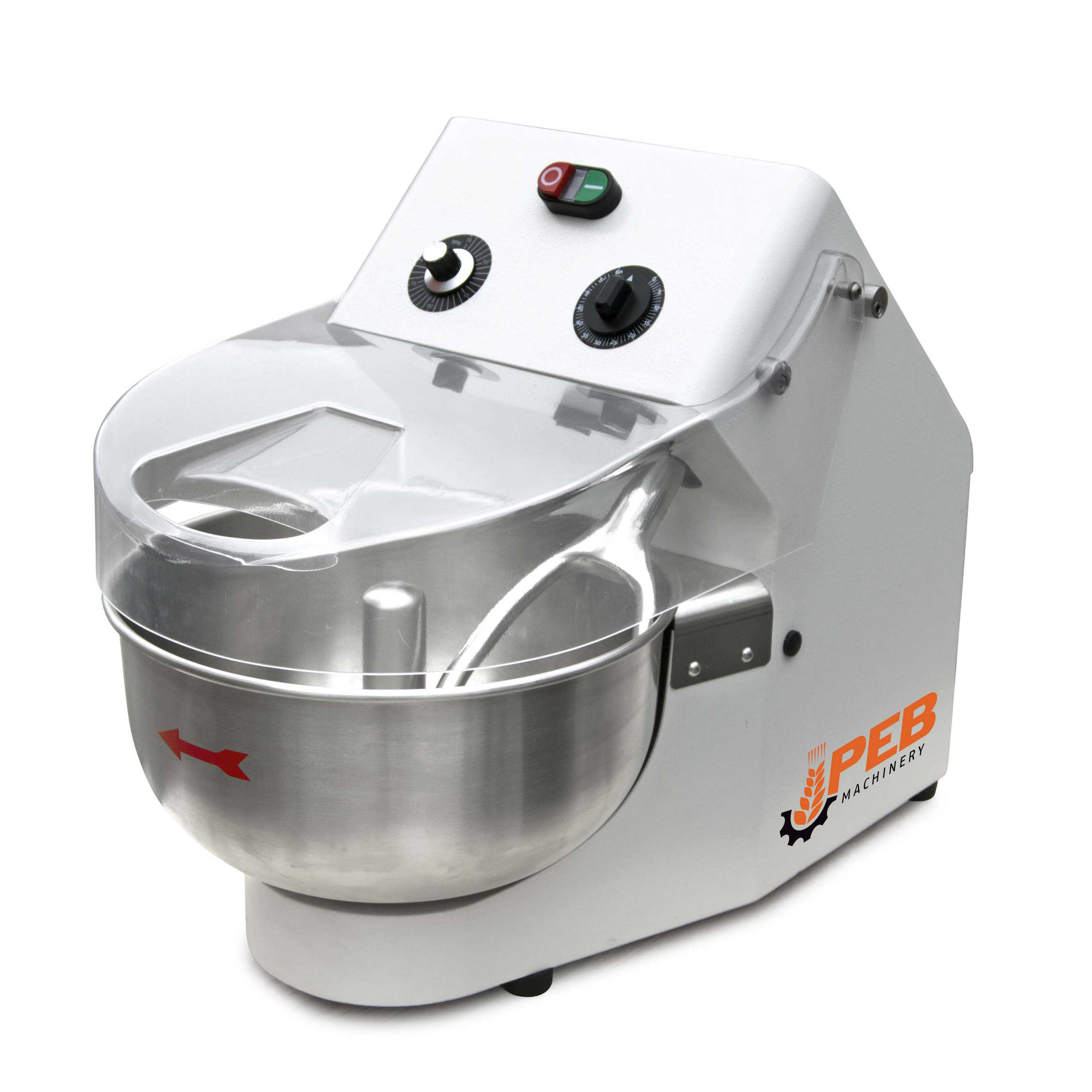 Impastatrice Forcella Pizzeria PEB Machinery