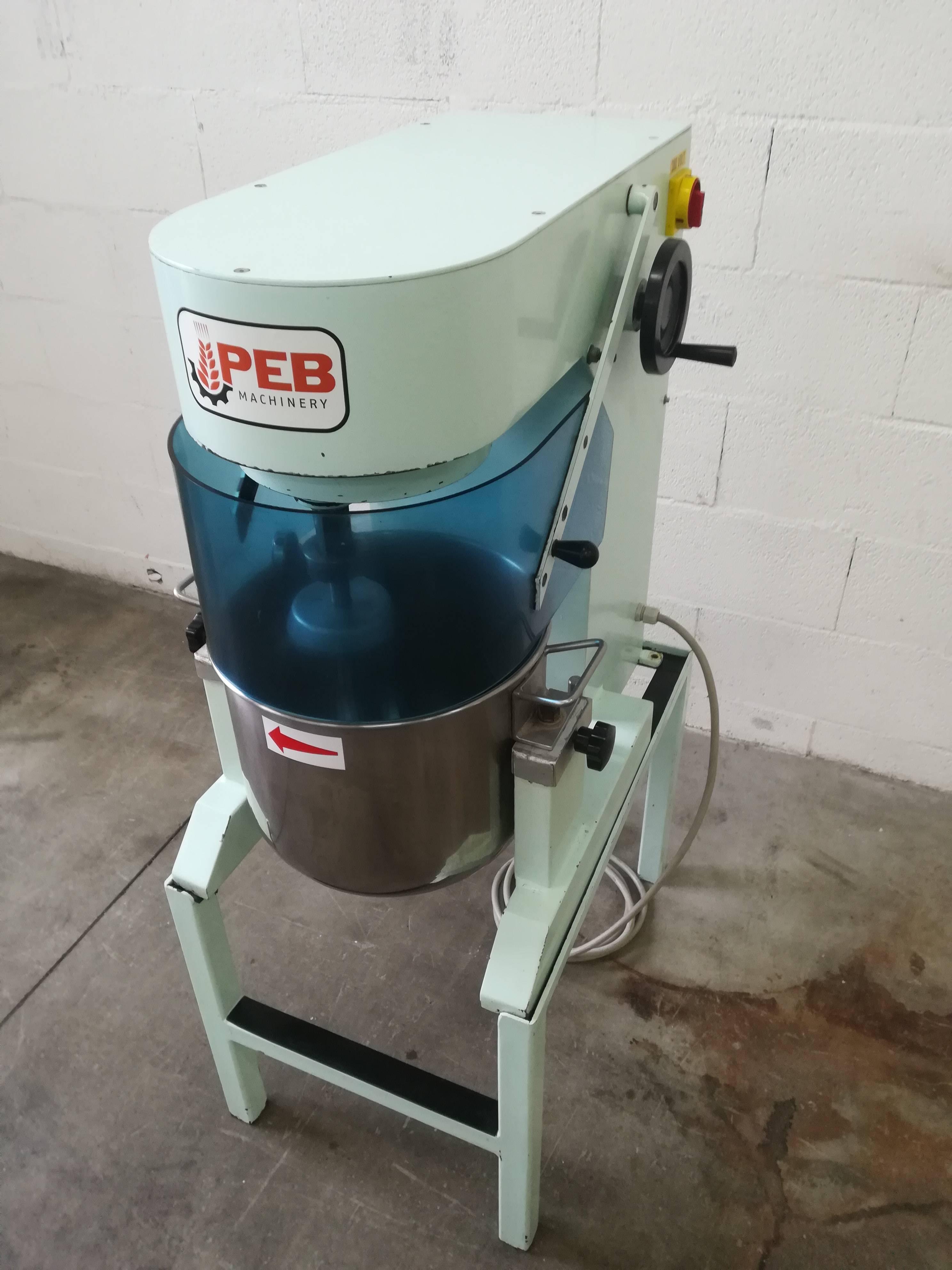 Sfogliatrice PEB Machinery