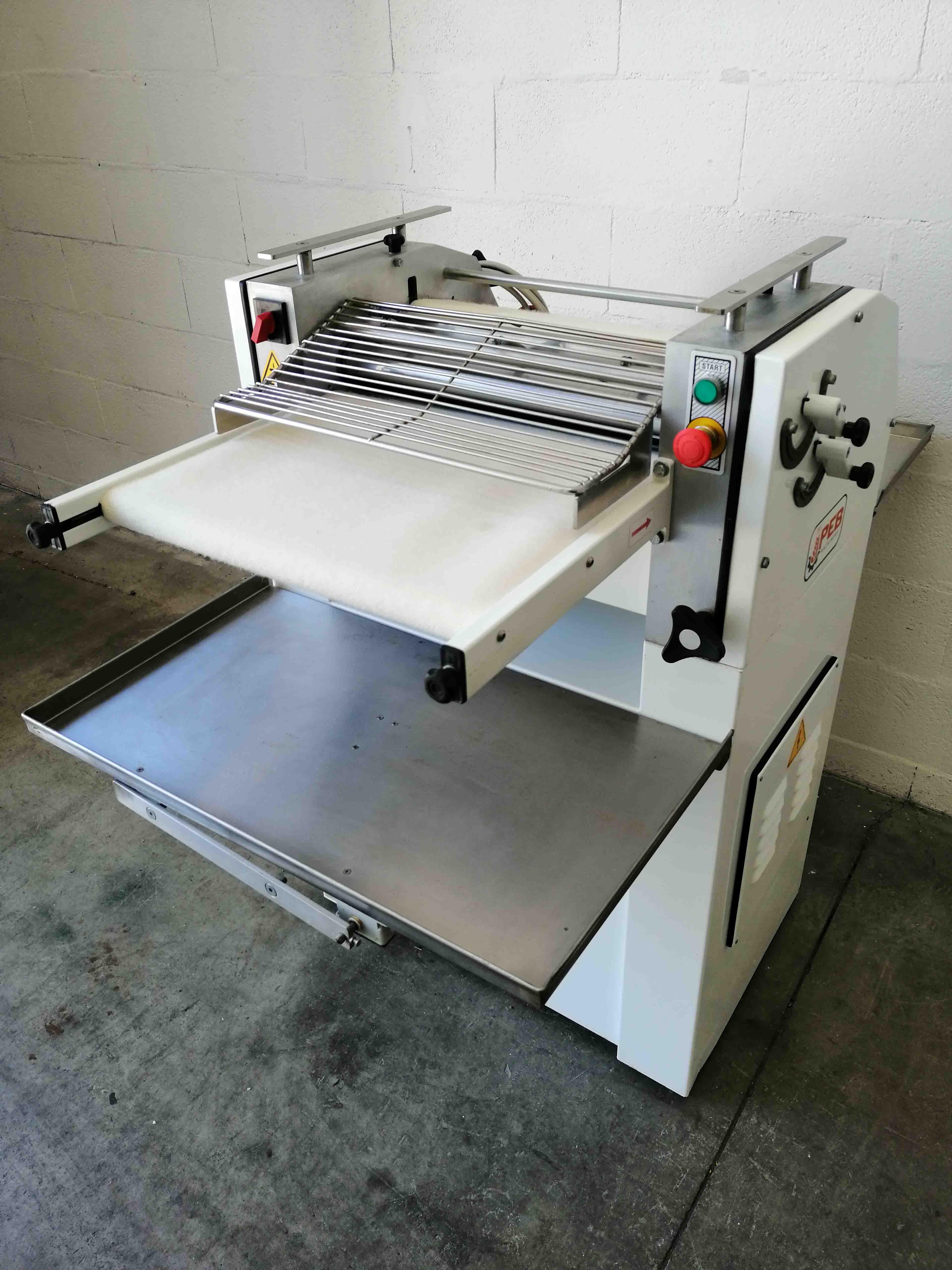 Formatrice 2 Cilindri PEB Machinery