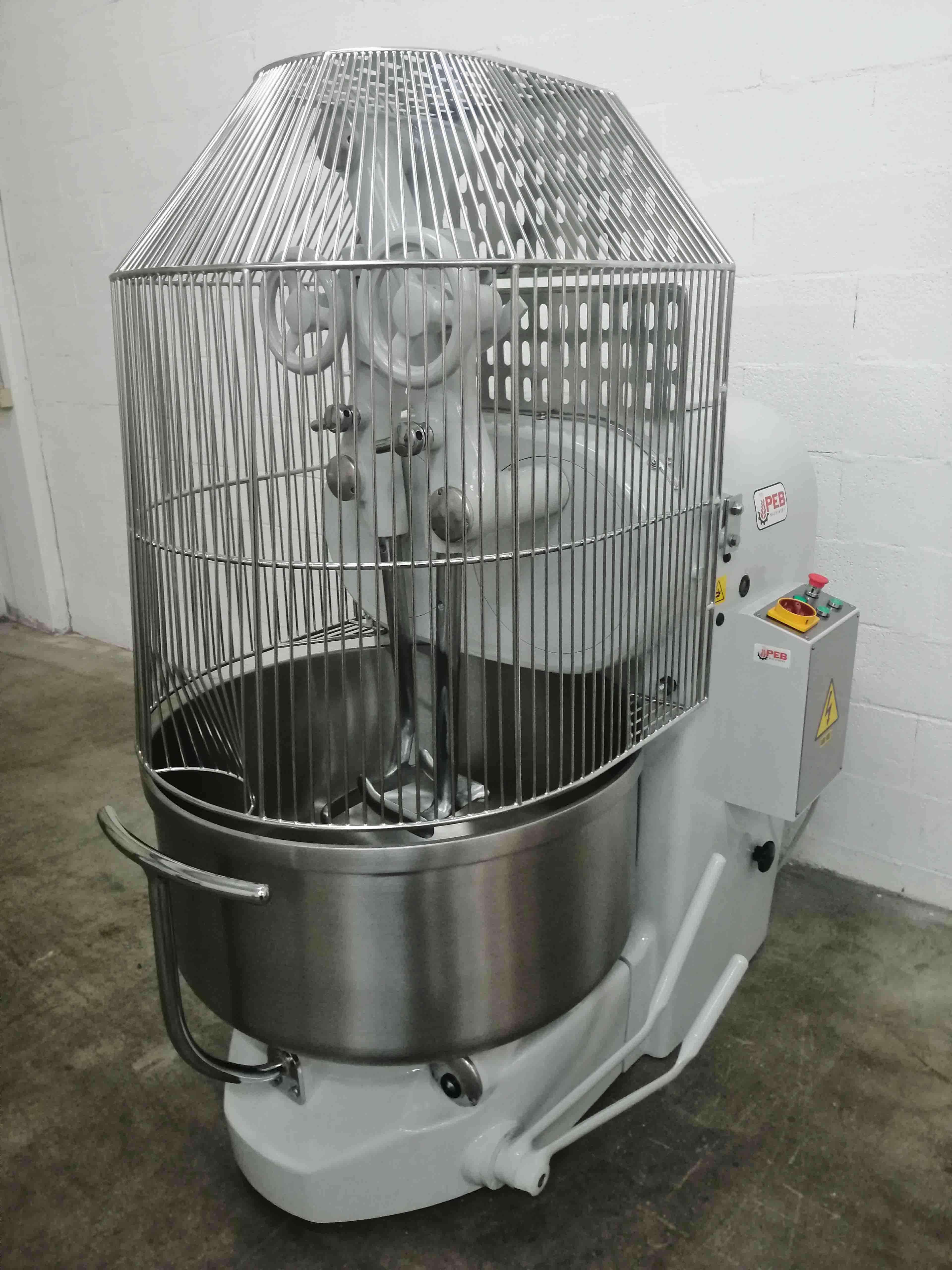 Impastatrice Tuffante PEB Machinery
