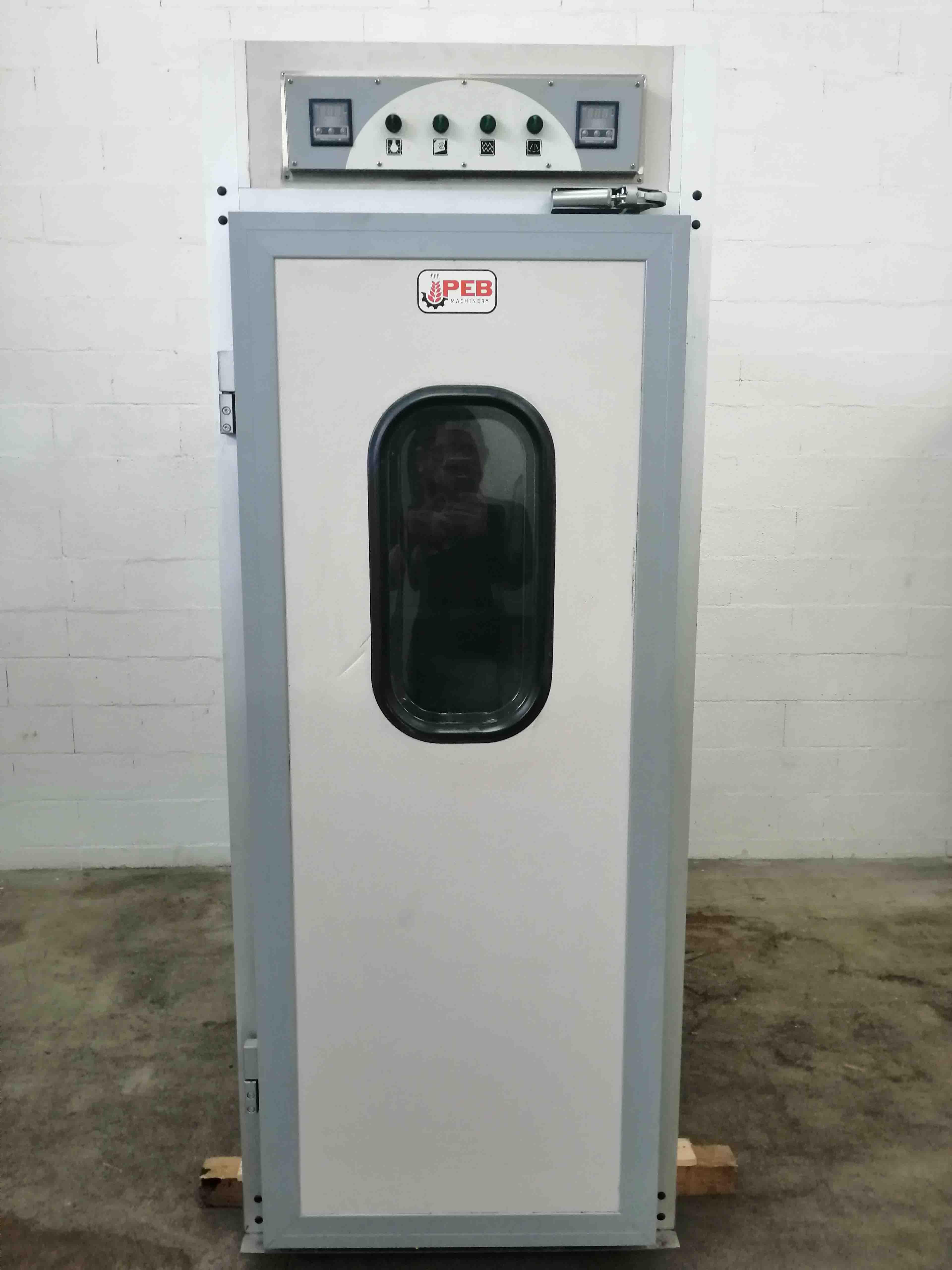 Cella di Lievitazione PEB Machinery