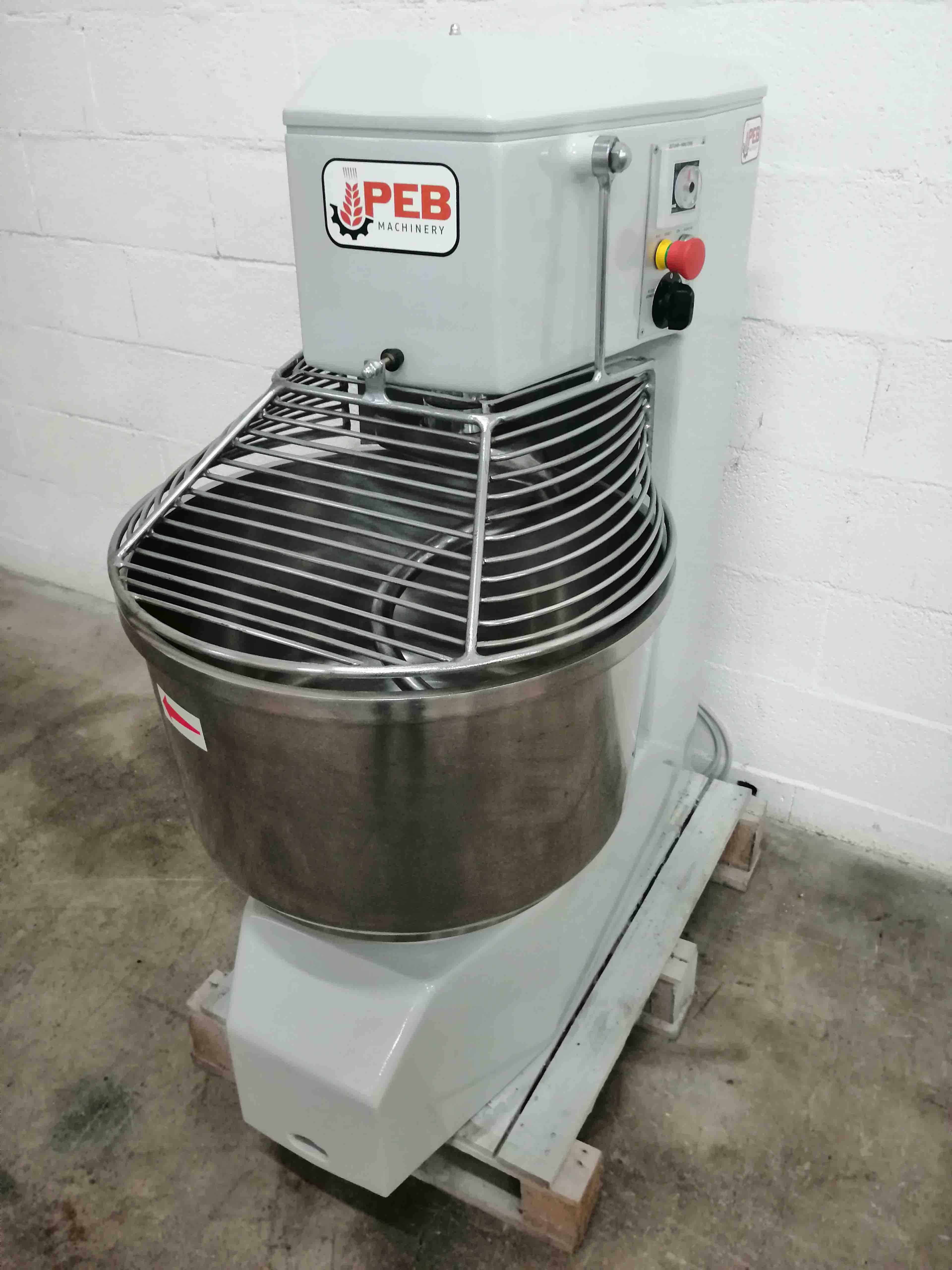 Impastatrice spirale PEB Machinery