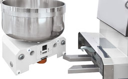 removable bowl spiral mixer