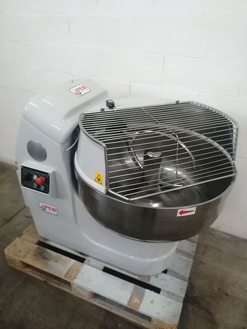Impastatrice-Forcella-PEB Machinery