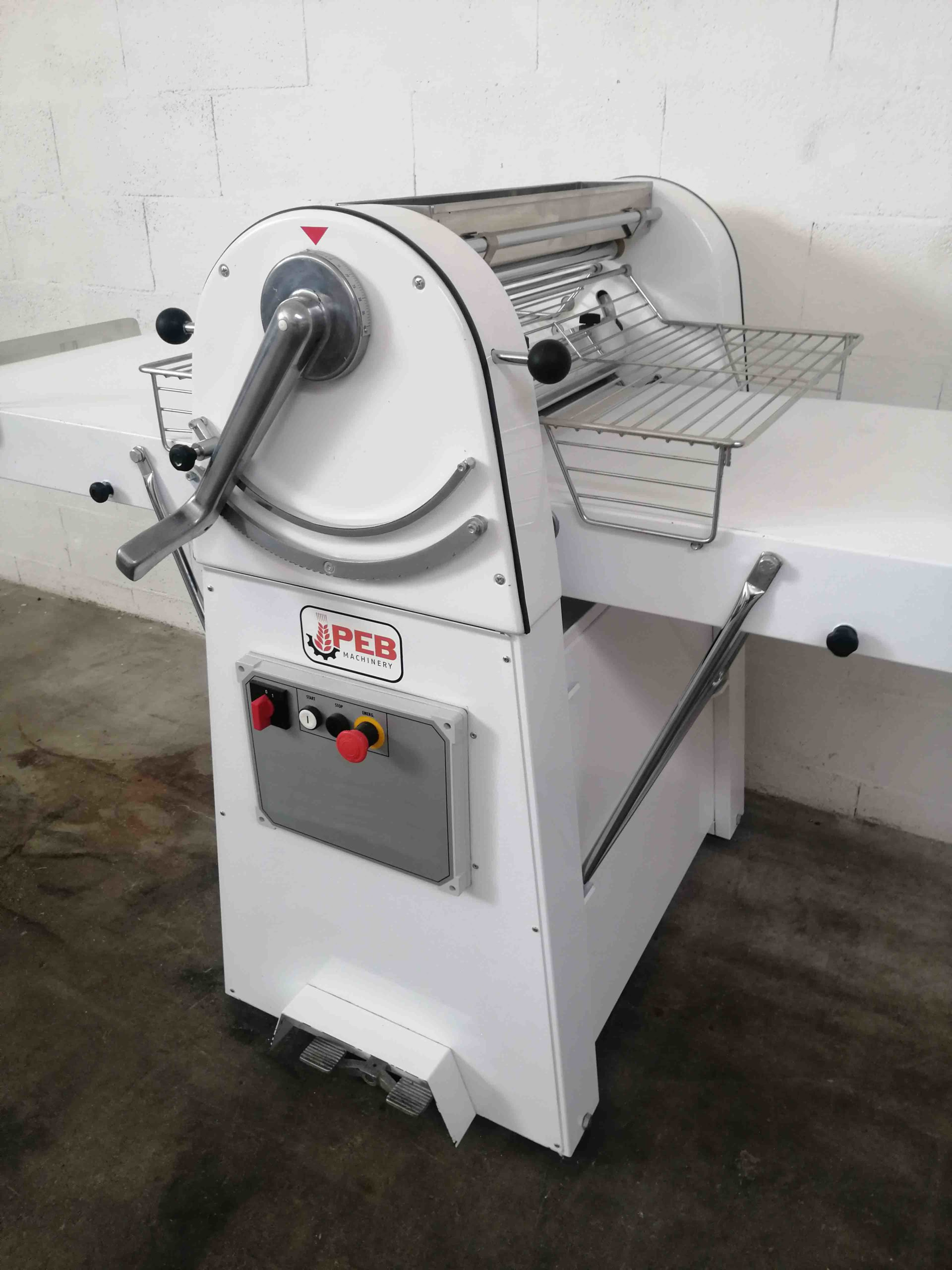 Sfogliatrice PEB Machinery Sito